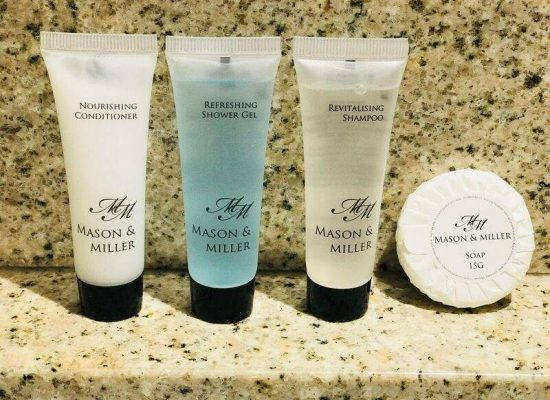 Mini Toiletries